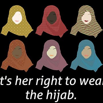 It's her right to wear the hijab 2 by WincestSounds