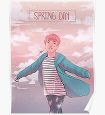 Spring Day Poster