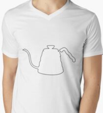 Hario Kettle Men's V-Neck T-Shirt