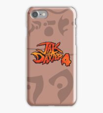 Jak and Daxter 4 iPhone Case/Skin