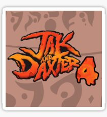 Jak and Daxter 4 Sticker
