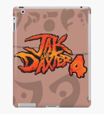 Jak and Daxter 4 iPad Case/Skin