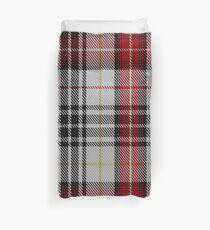 Casey Dress (Estimated threadcount) Tartan  Duvet Cover