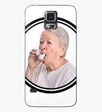 Asthma Grandma Case/Skin for Samsung Galaxy