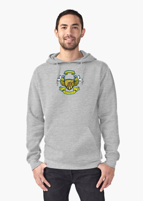 Honey Bees Coat of Arms by RiverbyNight