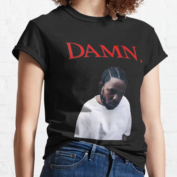 Kendrick Lamar DAMN Camiseta clásica