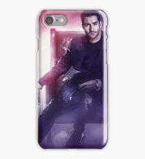 Lucifer Morningstar iPhone Case/Skin