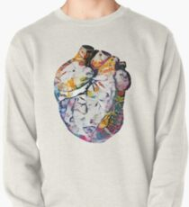 Heart Map Pullover