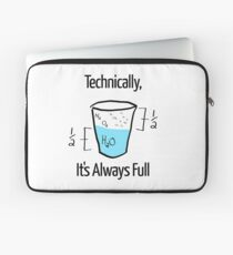 Science is Optimistic Laptop Sleeve