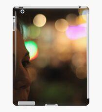 Deb at Night iPad Case/Skin