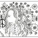 CHILDREN AND PEACE by Gea Austen