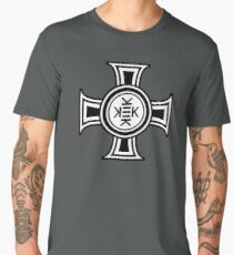 Kekistani Cross Men's Premium T-Shirt
