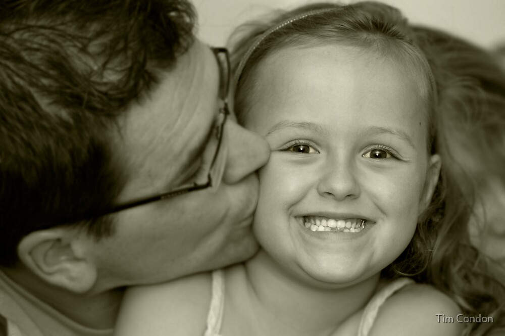Kisses and Smiles by Tim Condon