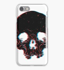 3D Skull iPhone Case/Skin