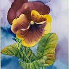 A Pansy for Your Thoughts by Gayela Chapman