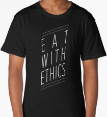 Eat With Ethics Long T-Shirt