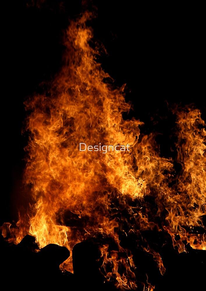 Fire! by Designcat