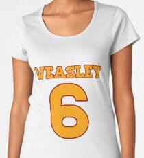 WEASLEY 6 Women's Premium T-Shirt