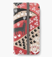 Wolf's Promise Land iPhone Wallet/Case/Skin