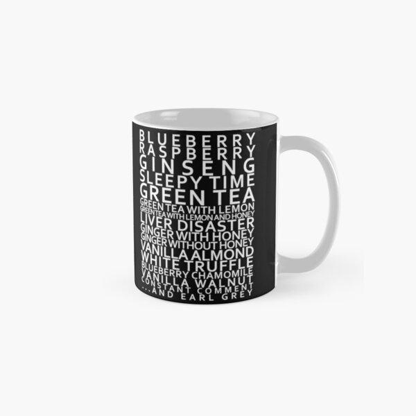 Ramona Flowers Tea Mug Classic Mug