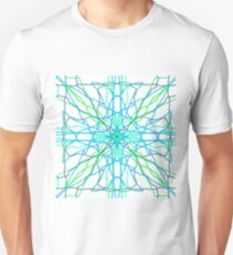 blues and greens Unisex T-Shirt