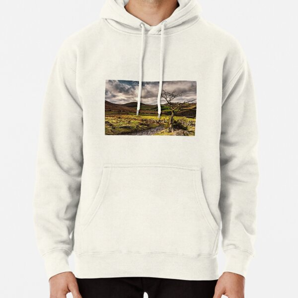 Lone Tree, College Valley - Northumberland Pullover Hoodie