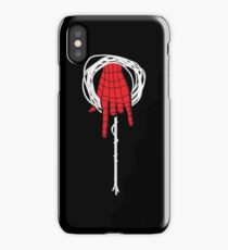 Hand Of The Spider iPhone Case/Skin