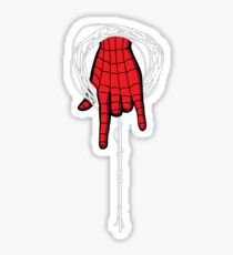 Hand Of The Spider Sticker