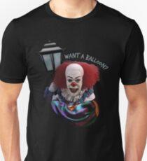 Want a balloon? Unisex T-Shirt