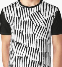 Crosshatched yourself Graphic T-Shirt