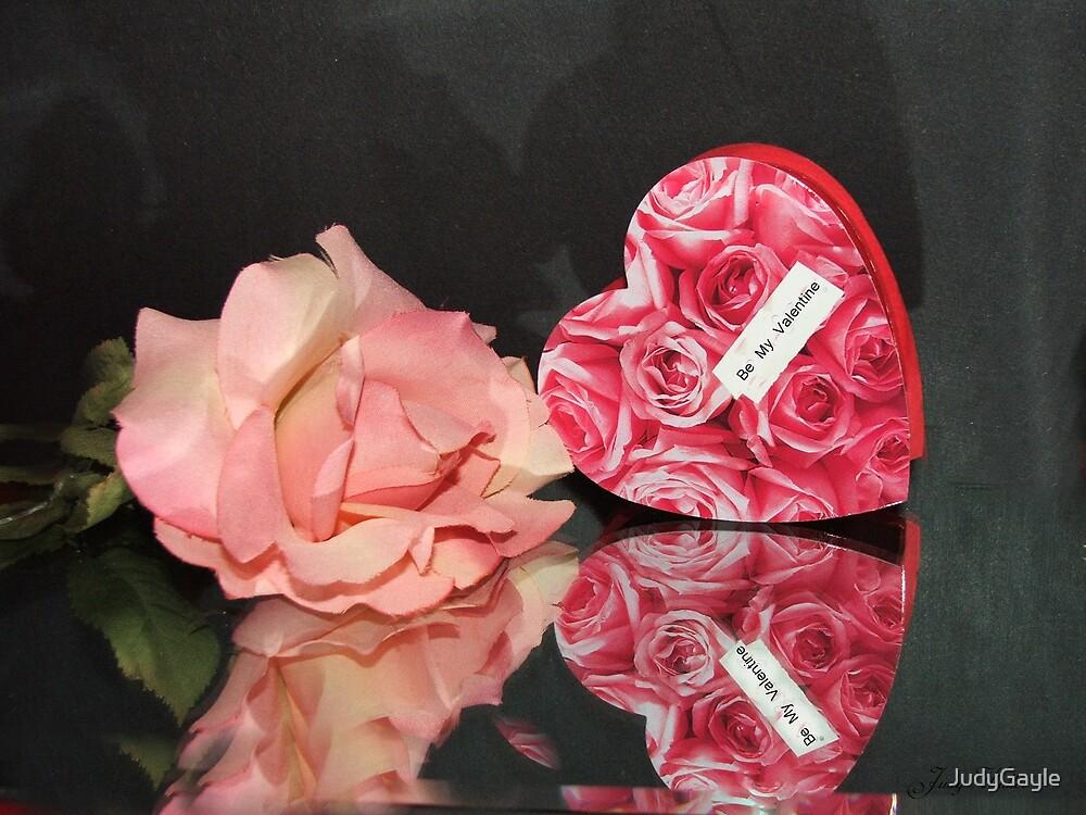 Heart & Rose by Judy Gayle Waller
