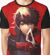 Persona 5 Joker Graphic T-Shirt