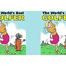 The World's Best Female Golfer by Nigel Sutherland