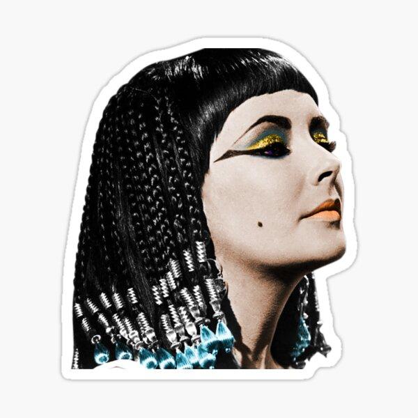 Cleopatra Recolor Sticker