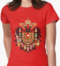 Austria Hungary Austro Hungarian Womens Fitted T-Shirt