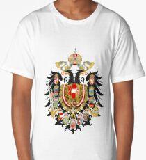 Austria Hungary Austro Hungarian Long T-Shirt