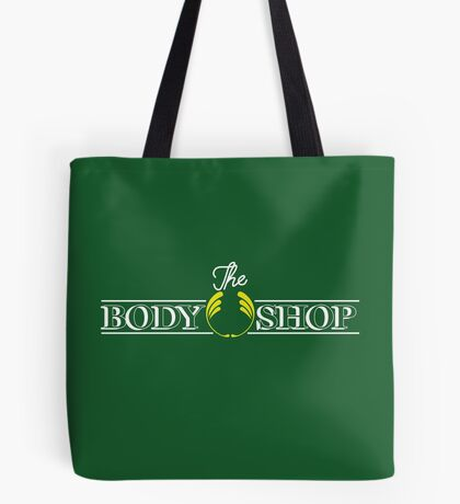 NDVH The Body Shop Tote Bag