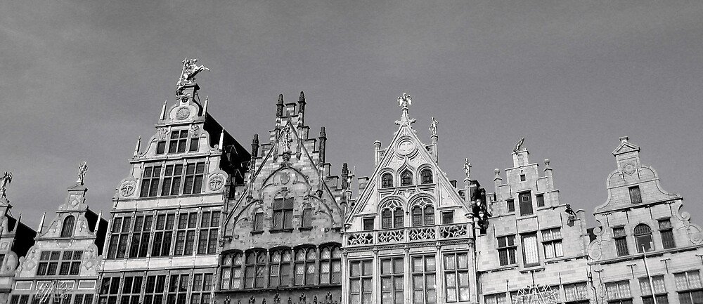 Antwerp, Belgium by carlala00