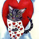 I Love My Cat by Gayela Chapman