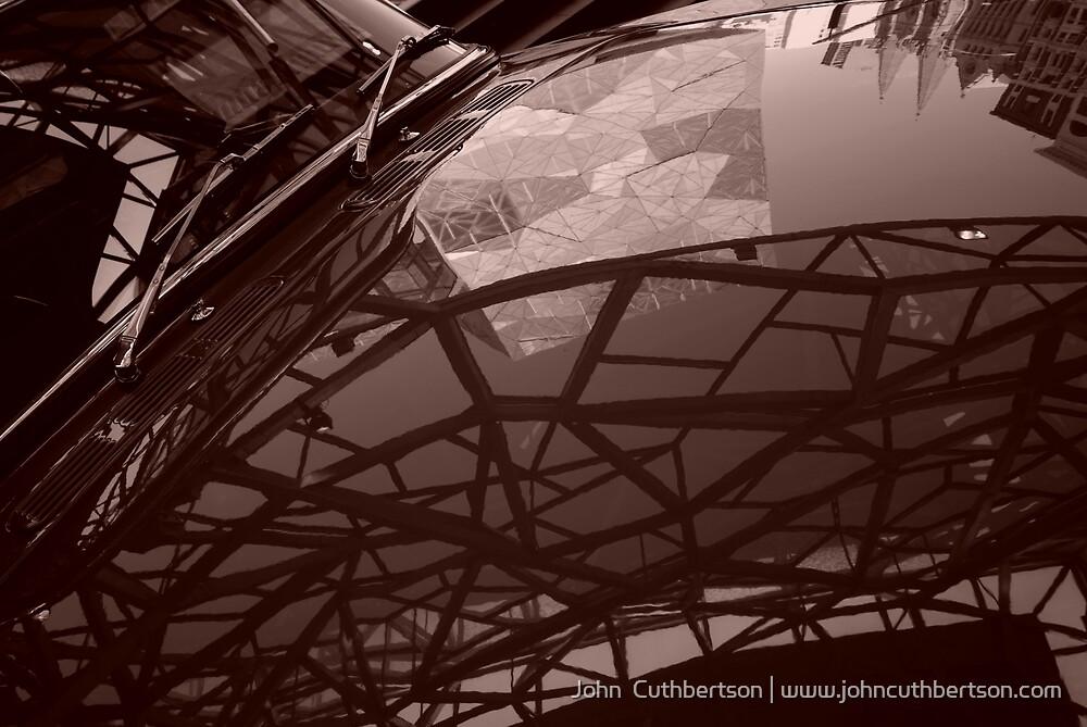 Humber Sunbeam, Federation Square by John  Cuthbertson | www.johncuthbertson.com