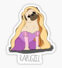 Ra-Pug-Zel Sticker