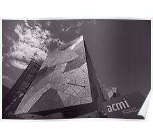 ACMI, Federation Square Poster