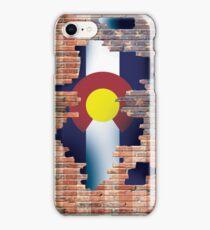 Colorado Rep iPhone Case/Skin