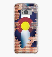Colorado Rep Samsung Galaxy Case/Skin