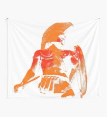 Spartan Warrior Wall Tapestry
