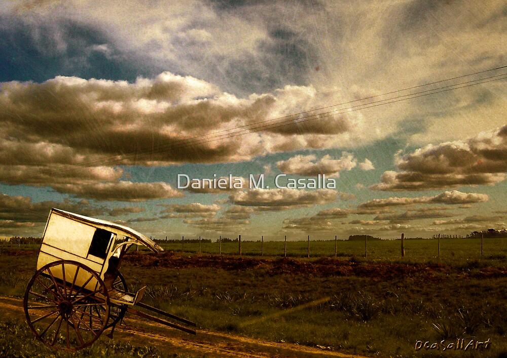 Carreta by Daniela M. Casalla
