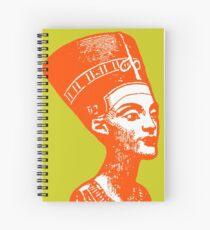 NEFERTITI Spiral Notebook