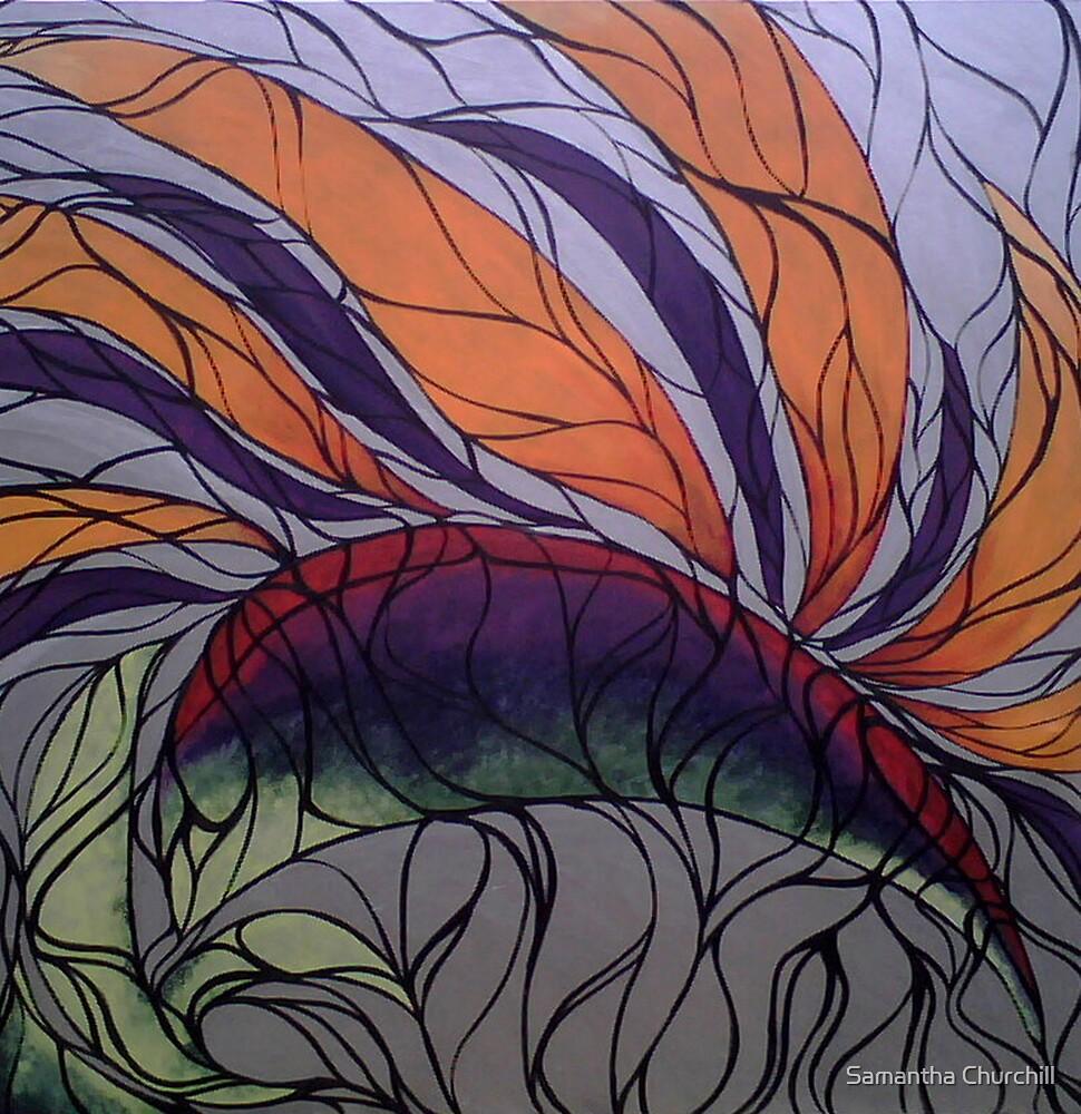 Bird of Paradise  by Samantha Churchill