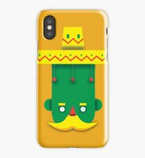 Señor iPhone Case/Skin