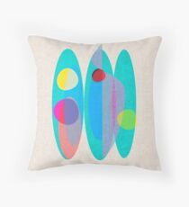 SURF 2  Throw Pillow
